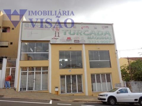 Ponto Comercial para locação, Vila Maria Helena, Uberaba - PT0354.