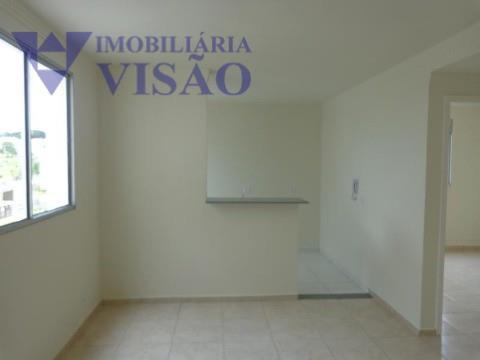 Apartamento Residencial para locação, Conjunto Manoel Mendes, Uberaba - AP1060.