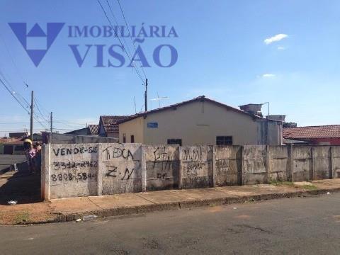 Casa Residencial à venda, Boa Vista, Uberaba - CA0815.