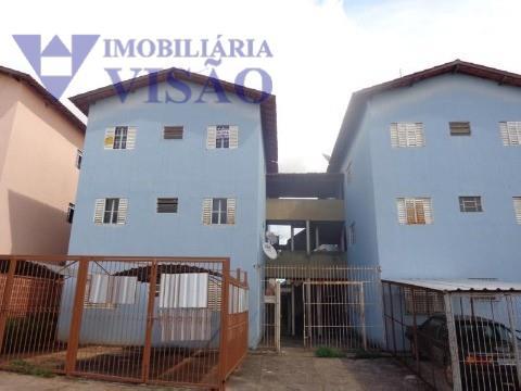 Apartamento Residencial para locação, Serra do Sol, Uberaba - AP1132.