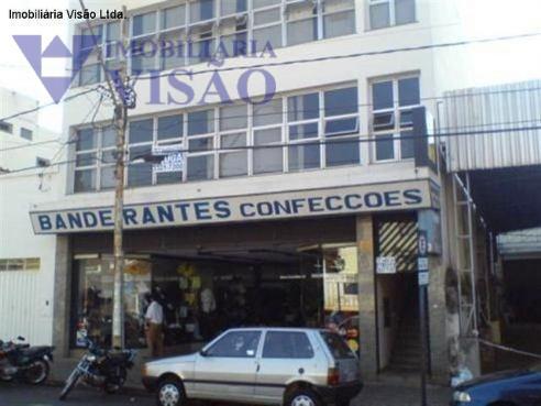 Sala Comercial para locação, Centro, Uberaba - SA0027.