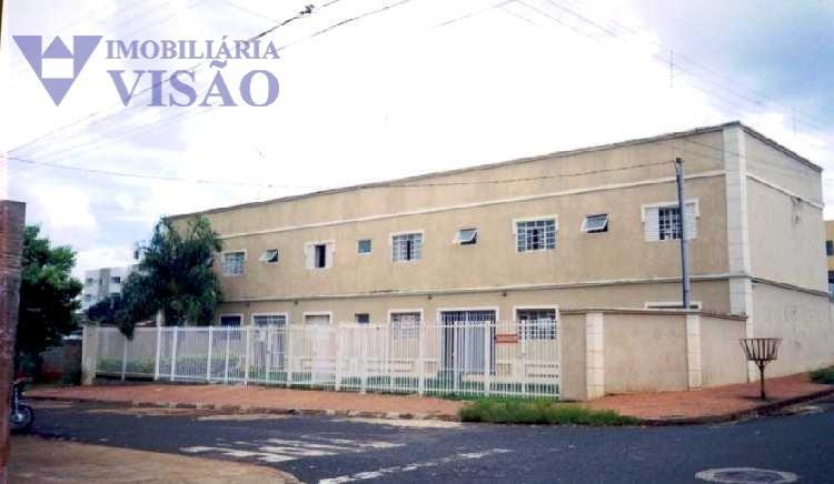 Apartamento Residencial à venda, Santa Maria, Uberaba - AP0139.