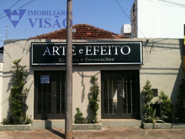 Ponto Comercial para venda e locação, São Benedito, Uberaba - PT0200.