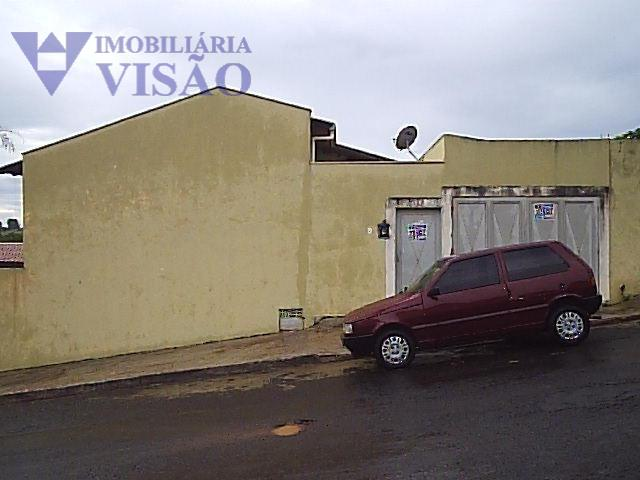 Casa Residencial à venda, Jardim Espírito Santo, Uberaba - CA1546.