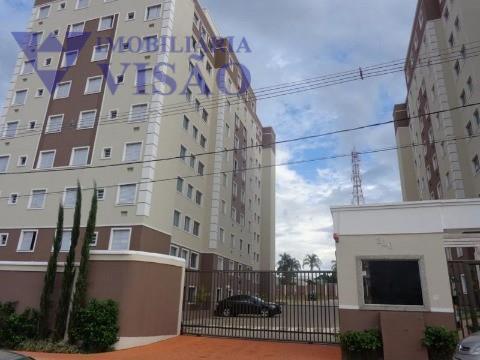 Apartamento Residencial para locação, Bom Retiro, Uberaba - AP1101.