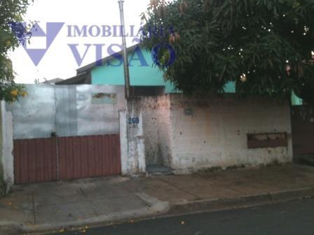 Casa Residencial à venda, Boa Vista, Uberaba - CA1372.