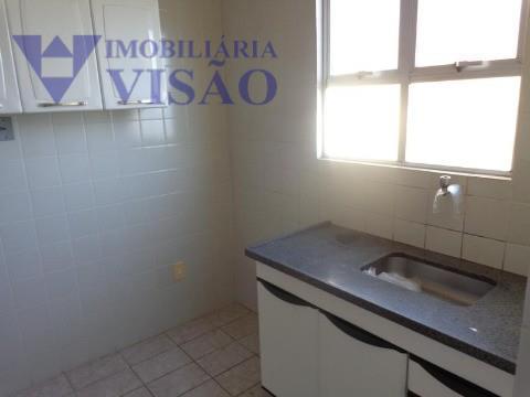 Apartamento Residencial para locação, Estados Unidos, Uberaba - AP1102.