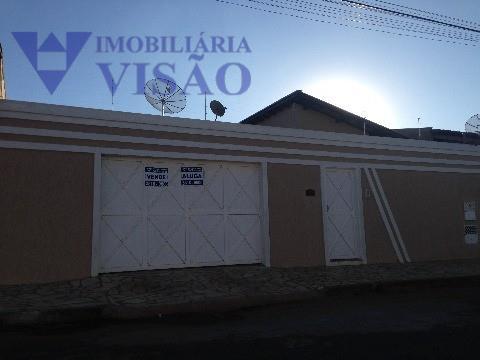 Casa Residencial para venda e locação, Residencial Palmeiras, Uberaba