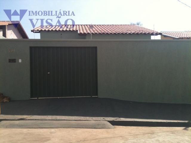 Casa residencial à venda, Oneida Mendes, Uberaba - CA0814.