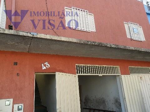 Apartamento Residencial para venda e locação, Estados Unidos, Uberaba - AP0296.