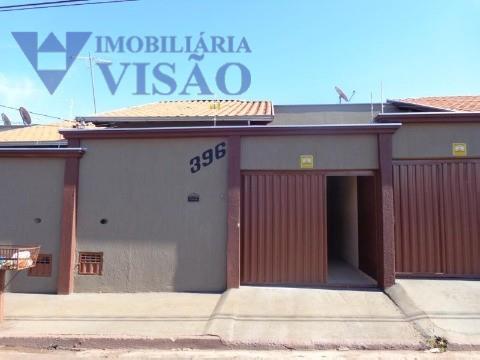 Casa Residencial para locação, Lourdes, Uberaba - CA2097.