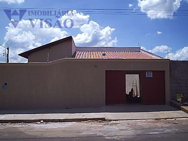 Casa Residencial à venda, Jardim Maracanã, Uberaba - CA0954.
