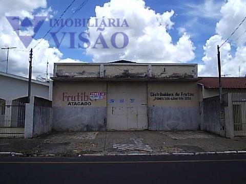 Galpão Comercial à venda, Parque das Américas, Uberaba - GA0081.