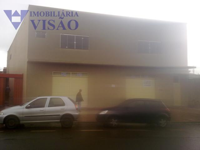 Ponto Comercial para locação, Jardim Esplanada, Uberaba - PT0270.