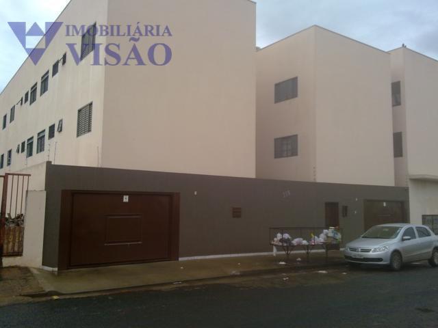 Apartamento Residencial para locação, Parque das Américas, Uberaba - AP0328.