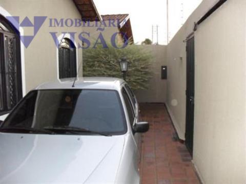 Casa Residencial à venda, Jardim Induberaba, Uberaba - CA0222.