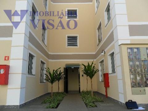 Apartamento Residencial para locação, Conjunto Umuarama, Uberaba - AP1219.