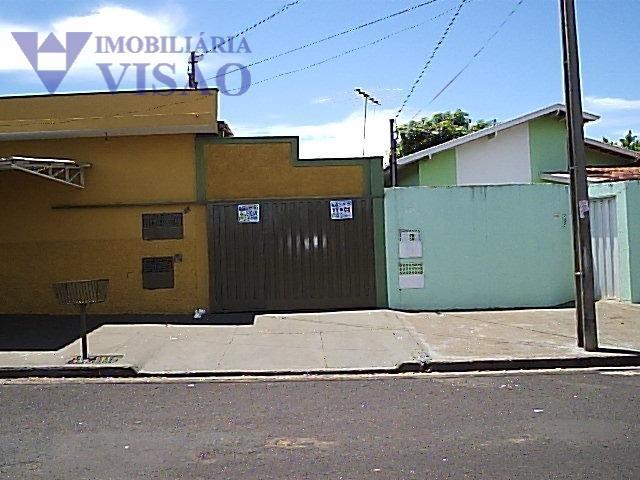 Casa Residencial à venda, Parque das Gameleiras, Uberaba - CA0668.