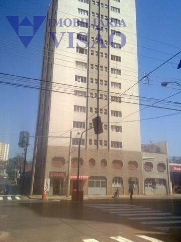 Apartamento Residencial à venda, Centro, Uberaba - AP0989.