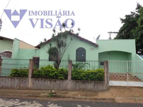 Casa Residencial para locação, Boa Vista, Uberaba - CA0548.