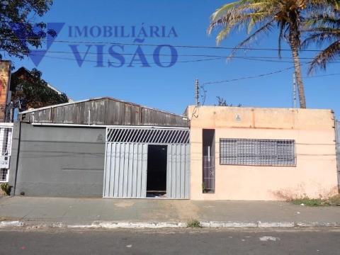 Galpão Comercial para locação, Boa Vista, Uberaba - GA0089.