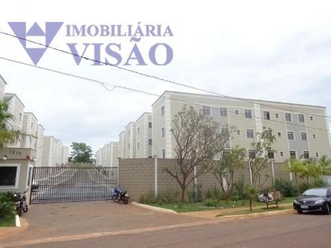 Apartamento Residencial para venda e locação, Conjunto Manoel Mendes, Uberaba - AP1128.