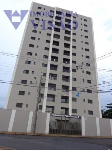 Apartamento Residencial para locação, Estados Unidos, Uberaba - AP1178.