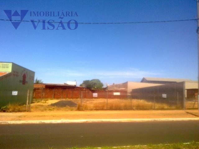 Terreno Residencial para locação, Conjunto Manoel Mendes, Uberaba - TE0161.