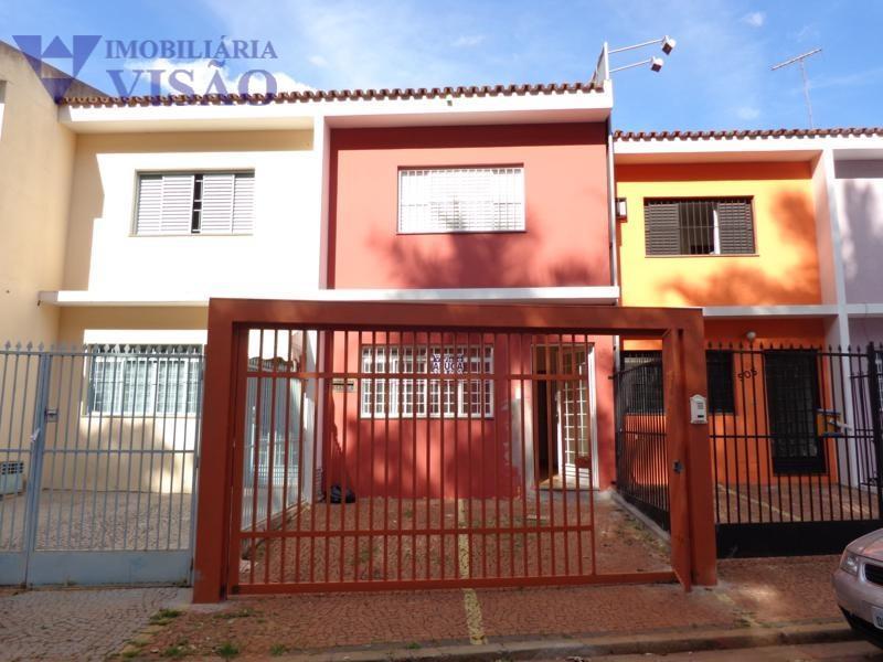 Casa Residencial para locação, São Benedito, Uberaba - CA1503.