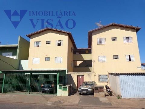 Apartamento Residencial para locação, Jardim Uberaba, Uberaba - AP1119.