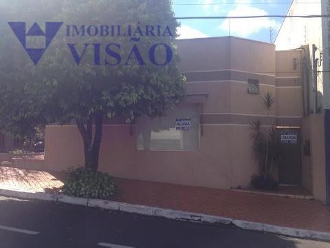 Ponto Comercial para locação, Boa Vista, Uberaba - PT0337.