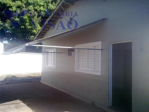 Casa Residencial para locação, Santa Marta, Uberaba - CA1290.