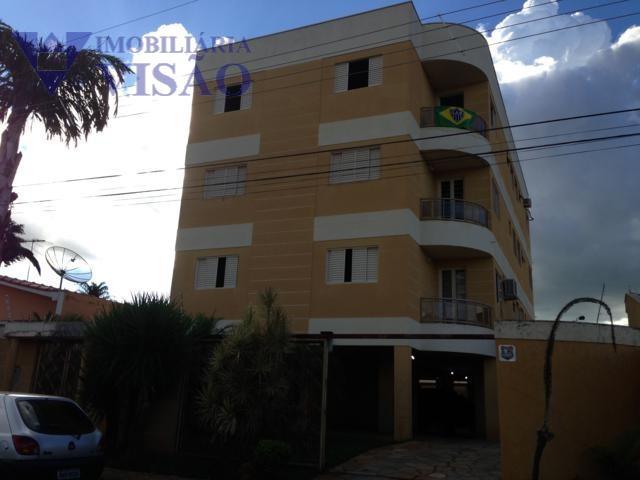 Apartamento Residencial à venda, Jardim Aquárius, Uberaba - AP0811.