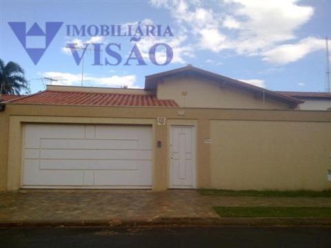 Casa Residencial para venda e locação, Santa Maria, Uberaba - CA1085.
