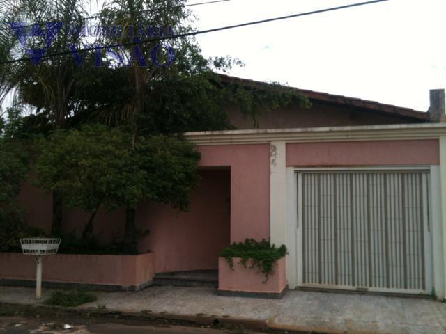 Casa Residencial à venda, Conjunto Guanabara, Uberaba - CA1412.