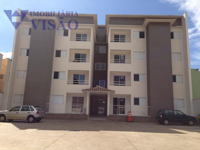 Apartamento Residencial para venda e locação, Universitário, Uberaba - AP0808.