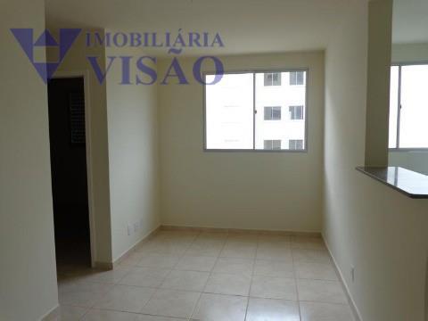 Apartamento Residencial para locação, Bom Retiro, Uberaba - AP1174.