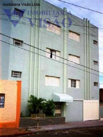 Apartamento Residencial à venda, Fabrício, Uberaba - AP1131.