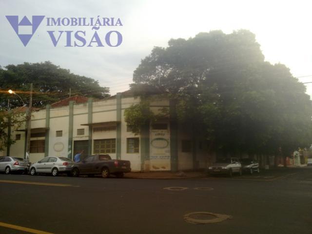 Galpão Comercial para locação, São Benedito, Uberaba - GA0051.