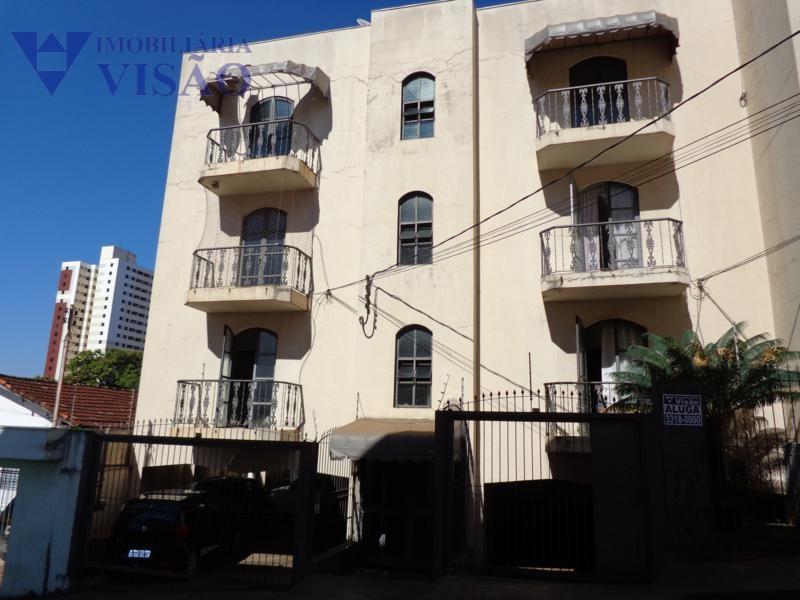 Apartamento Residencial à venda, São Benedito, Uberaba - AP0931.