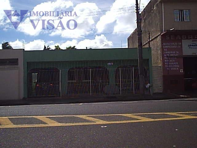 Casa Residencial à venda, São Benedito, Uberaba - CA1498.