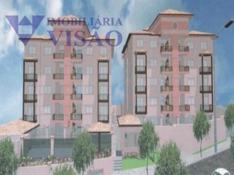Apartamento Residencial à venda, Parque do Mirante, Uberaba - AP1017.