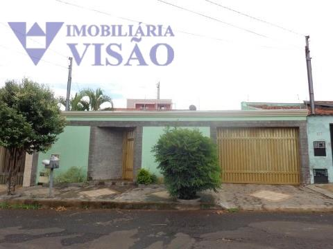 Casa Residencial para locação, Quinta Boa Esperança, Uberaba - CA1036.
