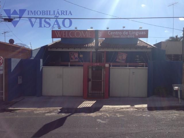 Casa Comercial à venda, São Benedito, Uberaba - CA1697.