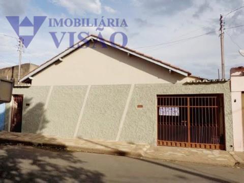 Casa Residencial para venda e locação, Boa Vista, Uberaba - CA1573.