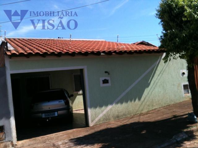 Casa Residencial à venda, Conjunto Antônio Barbosa de Souza, Uberaba - CA1407.