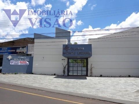Sala Comercial para locação, Santa Maria, Uberaba - SA0120.