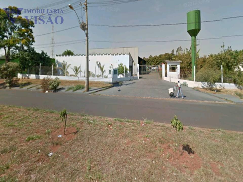 Área Comercial à venda, Distrito Industrial I, Uberaba - AR0008.