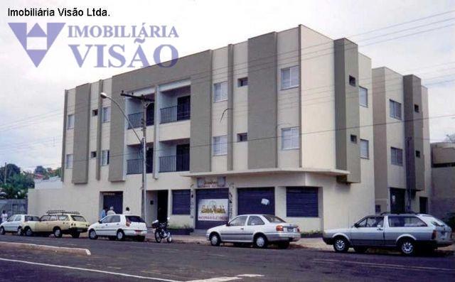 Apartamento Residencial para locação, Parque do Mirante, Uberaba - AP0093.