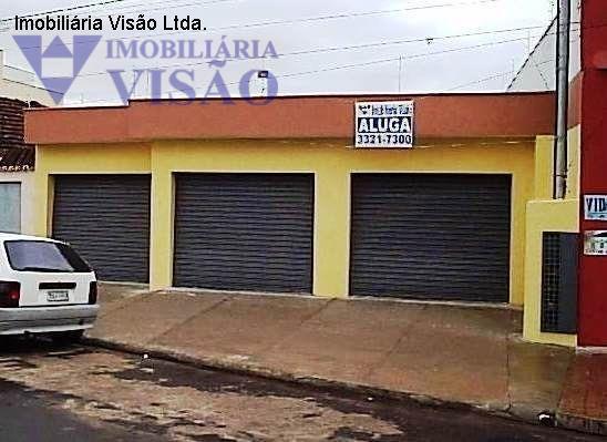 Ponto Comercial para locação, Boa Vista, Uberaba - PT0065.